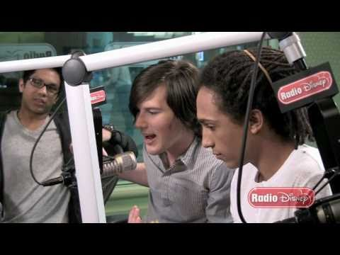 "Allstar Weekend Talks About ""Not Your Birthday"" on Radio Disney"