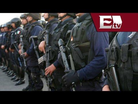 Eruviel Ávila pedirá la presencia de la Gendarmería Nacional en Edomex
