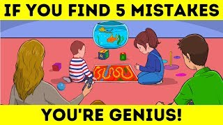 23 Pictures, Quiz Questions And Riddles To Blast Your Vision And Logic