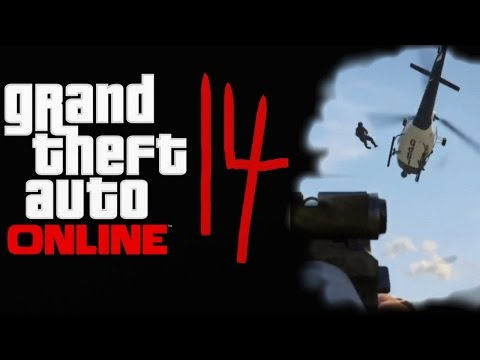 GTA Online - 14 - Kings of the Hill