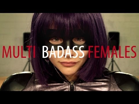 bad ass females | HEART SHAPED BOX. [collab]