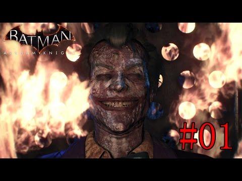 BATMAN ARKHAM KNIGHT #01 - Gotham am Ende ★ HD+ / 60fps ★ ( German / Deutsch ) [ PS4 ]