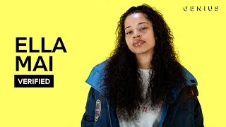 Ella Mai 34 Trip 34 Official Meaning Verified