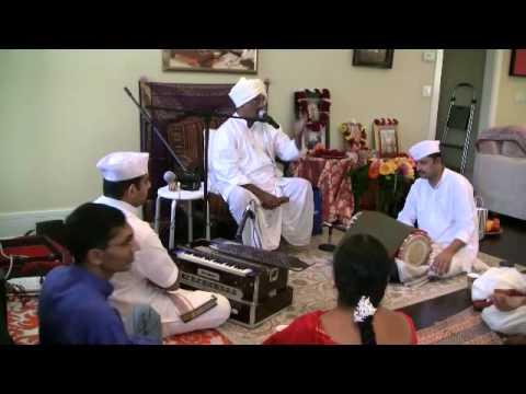 Pt2- Shri Tukaram Ganapathi Maharaj Swamigal - Sampradaya Abhang...