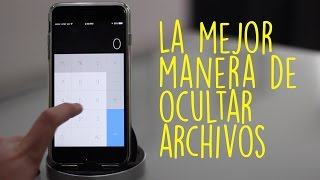 Como Esconder Fotos y Videos en iPhone