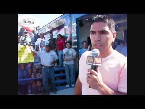 Piolin Por La Manana En Phoenix Az Primera Parte Video