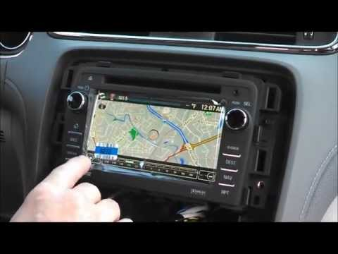 How to add Navigation System to 2013 Buick Enclave. Chevy Traverse n GMC Acadia