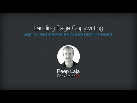 Landing Page Copywriting