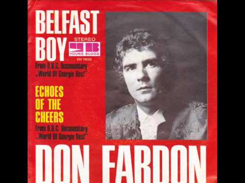 Don Fardon - Belfast Boy