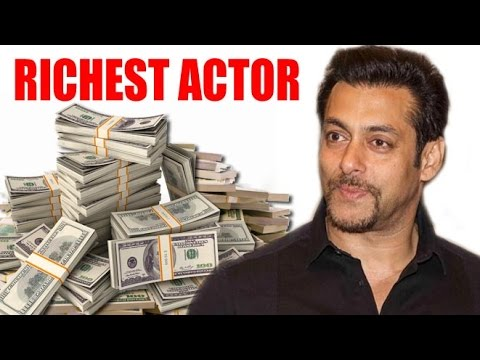 Salman Khan Becomes Bollywood's Richest Actor After Bajrangi Bhaijaan