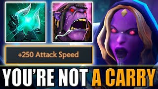 Max Attack Speed Crystal Maiden [Chemical Rage + Arcane Orb + CM Talent] Dota 2 Ability Draft