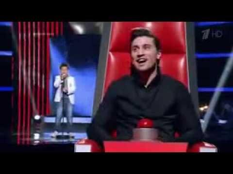 Шухрат Турдыходжаев   'Эта песня простая' Голос  Дети 240