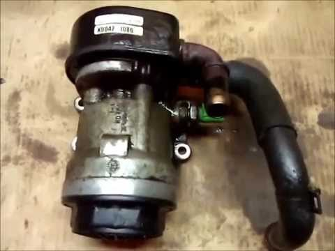 Removal and Disasembly Mazda 5 oil cooler and filter leak - Part 2