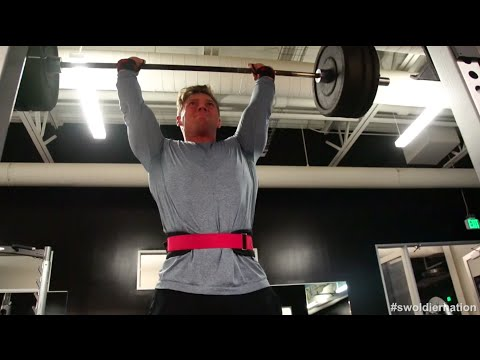 Swoldier Nation - Trainer Edition - Functional Training : Shoulders