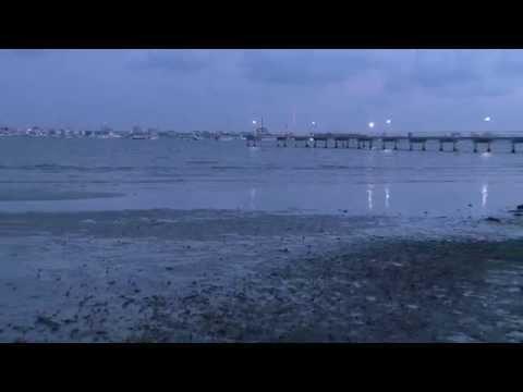Low Tide - Sea Level - Gravitational Forces - Tides - Ocean - Pier