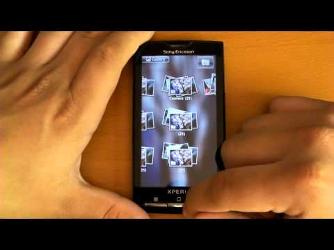 Xperia X10 Official Android 2.3 Update Showcase