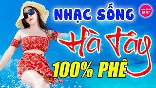 Nhạc Sống Hà Tây Remix 2019 Mới Đét Gây Phê Triệu Con Tim - LK Bolero Remix Vừa Nghe Vừa Phê
