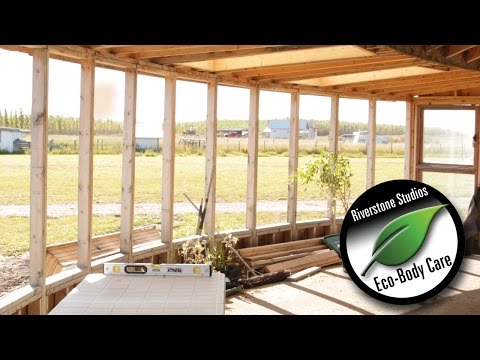 Green Building - Mortgage Free - Dream Home Update