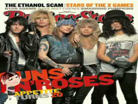 Guns N Roses.3gp video