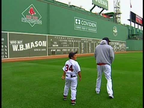 """My Wish"" series (2007): Stephan's wish to meet David Ortiz"