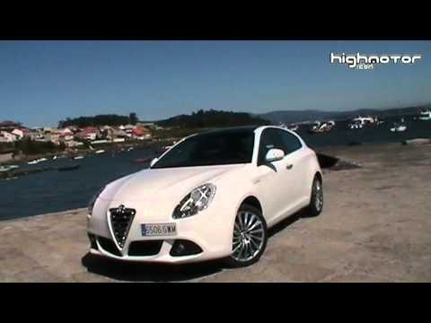 Alfa Romeo Giulietta 2.0 JTDm 170 CV- Highmotor.com