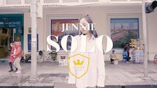[KPOP IN PUBLIC CHALLENGE] JENNIE - 'SOLO' Dance Cover By W-Unit From Vietnam
