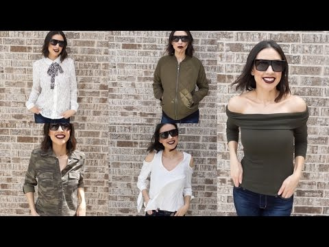 HUGE FALL CLOTHING HAUL + Try On!!! | Kohls, Forever21, Old Navy