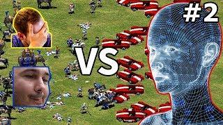 TheViper & DauT vs 4 Barbarian AI   #2