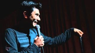 Sensacional: Humorista dá o troco em chato na platéia