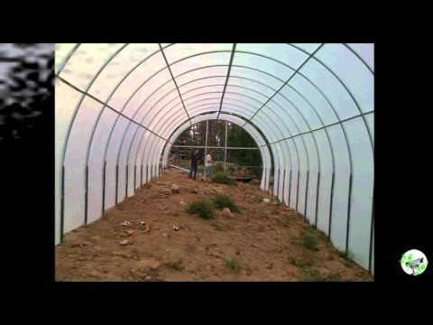 Remote Gardener - Modifying a Cold Frame into a Greenhouse