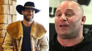 Matt Serra UFC UNFILTERED Podcast interviews Donald Cowboy Cerrone on dropping down to light weight