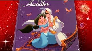 Aladdin FULL Story Read Aloud by JosieWose