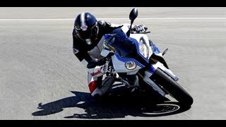 BMW HP4 test in Jerez
