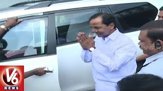 CM KCR Leaves To Karnataka To Congratulate JDS Chief HD Kumaraswamy