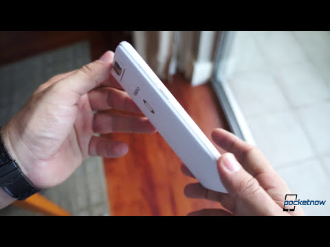 Oppo N3 Hands On: the cool smart motorized camera