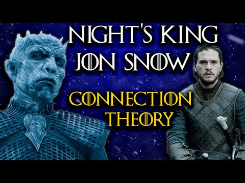 Jon Snow and the Night's King Connection THEORY (Game of Thrones)