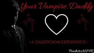 ASMR || Your Playful Vampire Daddy (Gender Neutral)