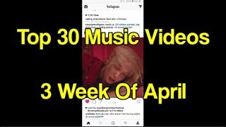 Download Lagu Top 30 Songs Of The Week - April 16 To 20, 2018 Gratis STAFABAND