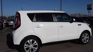 2016 KIA SOUL 5-door Wagon Auto - Used Car For Sale - Hudson, WI