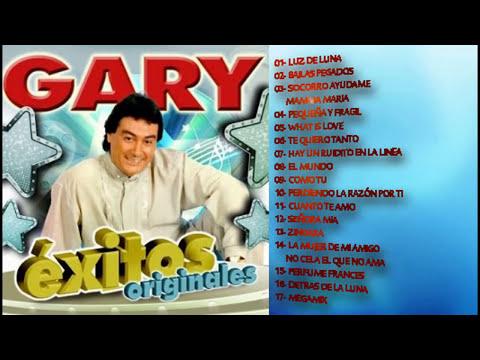 GARI EL ANGEL GRANDES EXITOS CD ENTERO COMPLETO GARY