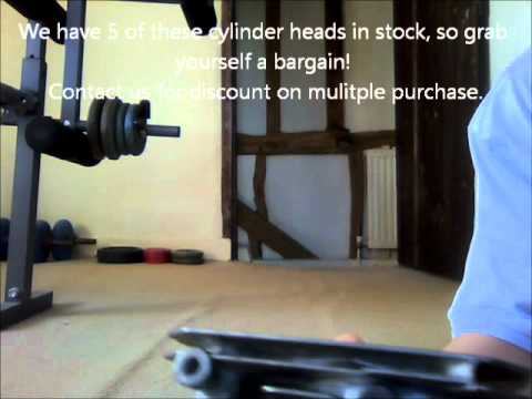 Honda 14cc milled & Ported Cylinder Head - For sale
