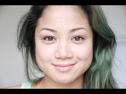 simple pretty everyday makeup tutorial  youtube