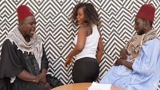Humour | Paa Nice - Lii Xew Tey: Interview