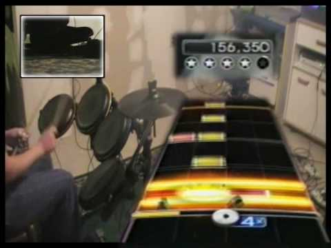 Rock Band 2 - Expert Drums - Blackened - 5 Gold Stars