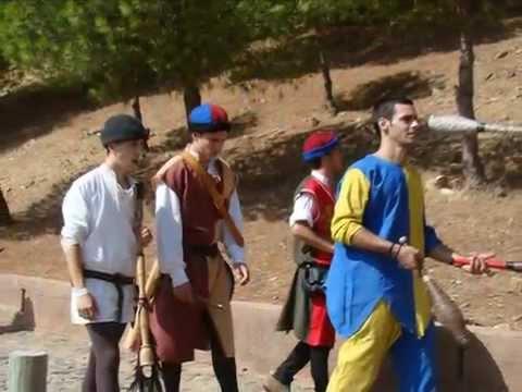 2013 (9) Desfile Medieval  Castro Marim