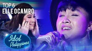 "Elle Ocampo performs ""Sana Maulit Muli"" | Live Round | Idol Philippines 2019"