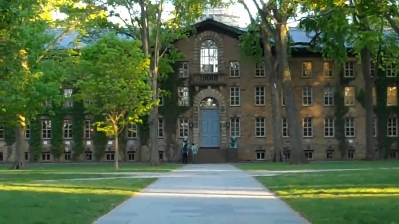 at Princeton Universit...