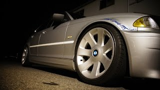 "BMW E46 323i   ""5103MOTORING""  Style up !!  Part2"
