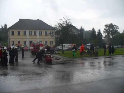Pohár starostky obce Jílovice 2009