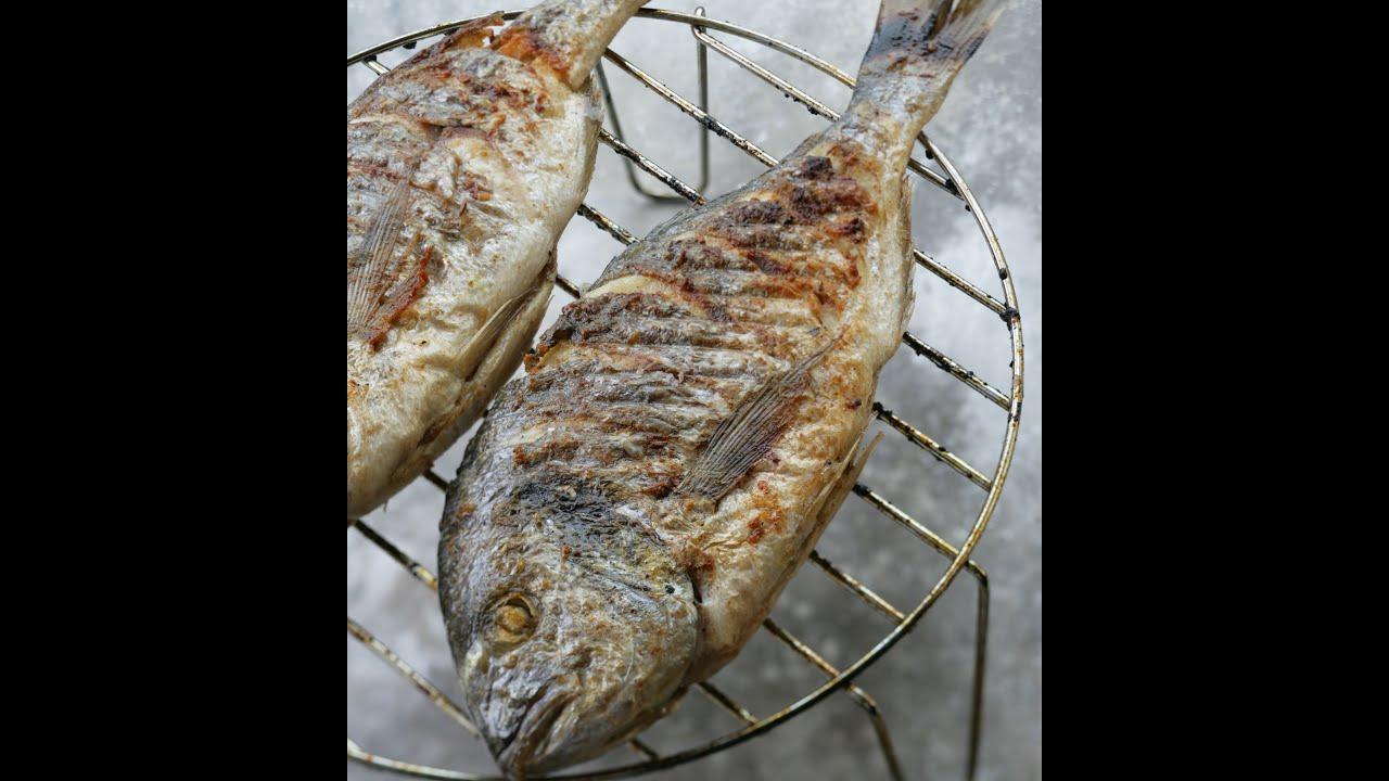 Фото рецепты пошаговые рыба на гриле